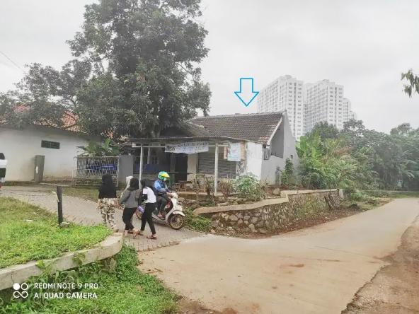 tanah dijual dekat aeon mall bsd dan stasiun cisauk 836461